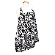 Trend-Lab Nursing Cover - Black and White Zebra at Kmart.com