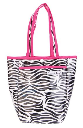 Trend Lab Diaper Bag - Zahara Mini Tulip Tote
