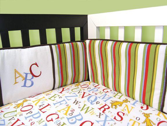 Dr. Seuss ABC Crib Bumper PartNumber: 04919473000P