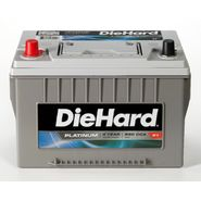 DieHard Platinum Automotive Battery Group Size 34 (Price with Exchange) at Sears.com