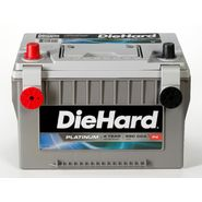 DieHard Platinum Automotive Battery Group Size 34/78DT (Price with Exchange) at Craftsman.com