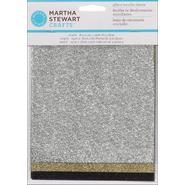 Martha Stewart Crafts Martha Stewart Glitter Sheets,  6/Pkg-Mineral at Kmart.com