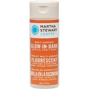 Martha Stewart Crafts Martha Stewart Glow-In-The-Dark Paint, Orange at Kmart.com