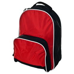 Toppers Sport Backpack Red / Black
