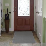 Aqua Trap Door Mat - Gray 3'x 10'