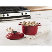 Sandra by Sandra Lee 3.5-qt  Dutch Oven-Red at Kmart.com