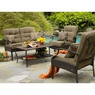 La-Z-Boy Outdoor Bradley 4pc Seating Set Bundle at Sears.com