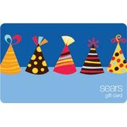 Party Time Hats Gift Card at Sears.com