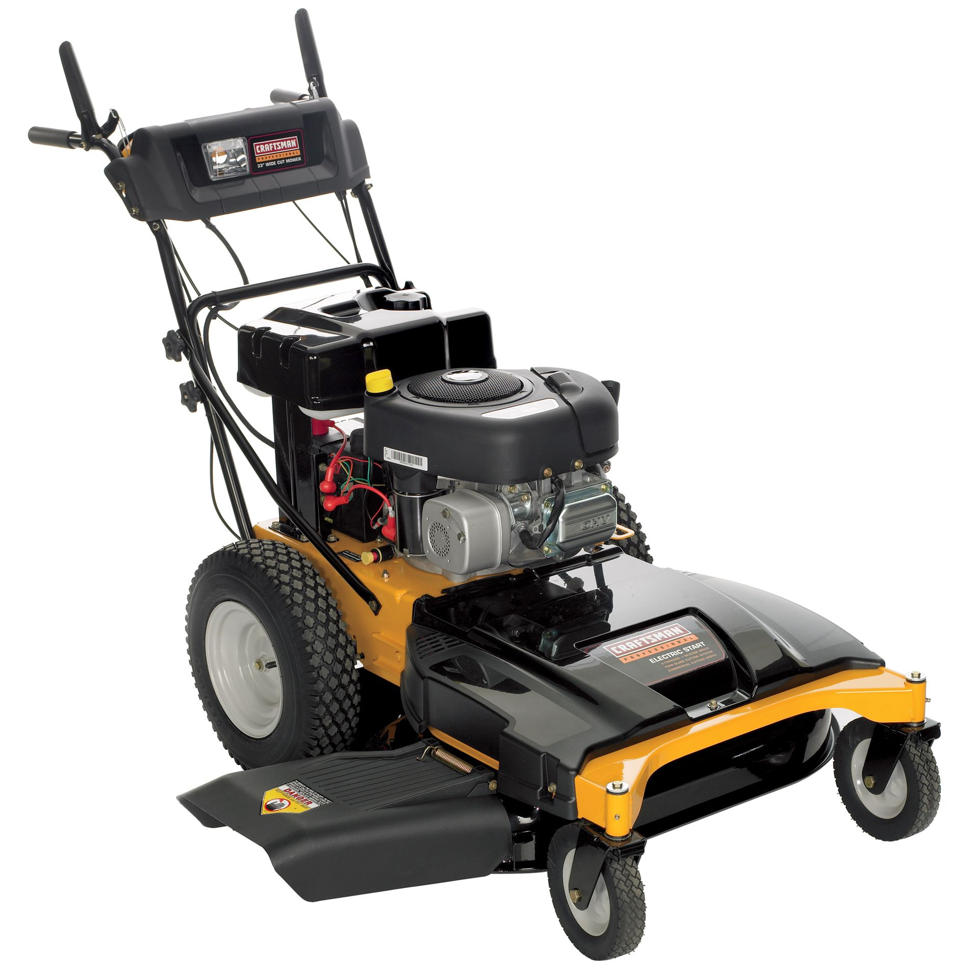 Lawn Mower 33 Inch Self-Propelled 12.5 HP Non CA