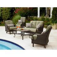 La-Z-Boy Outdoor Peyton 4 Pc. Seating Set at Kmart.com