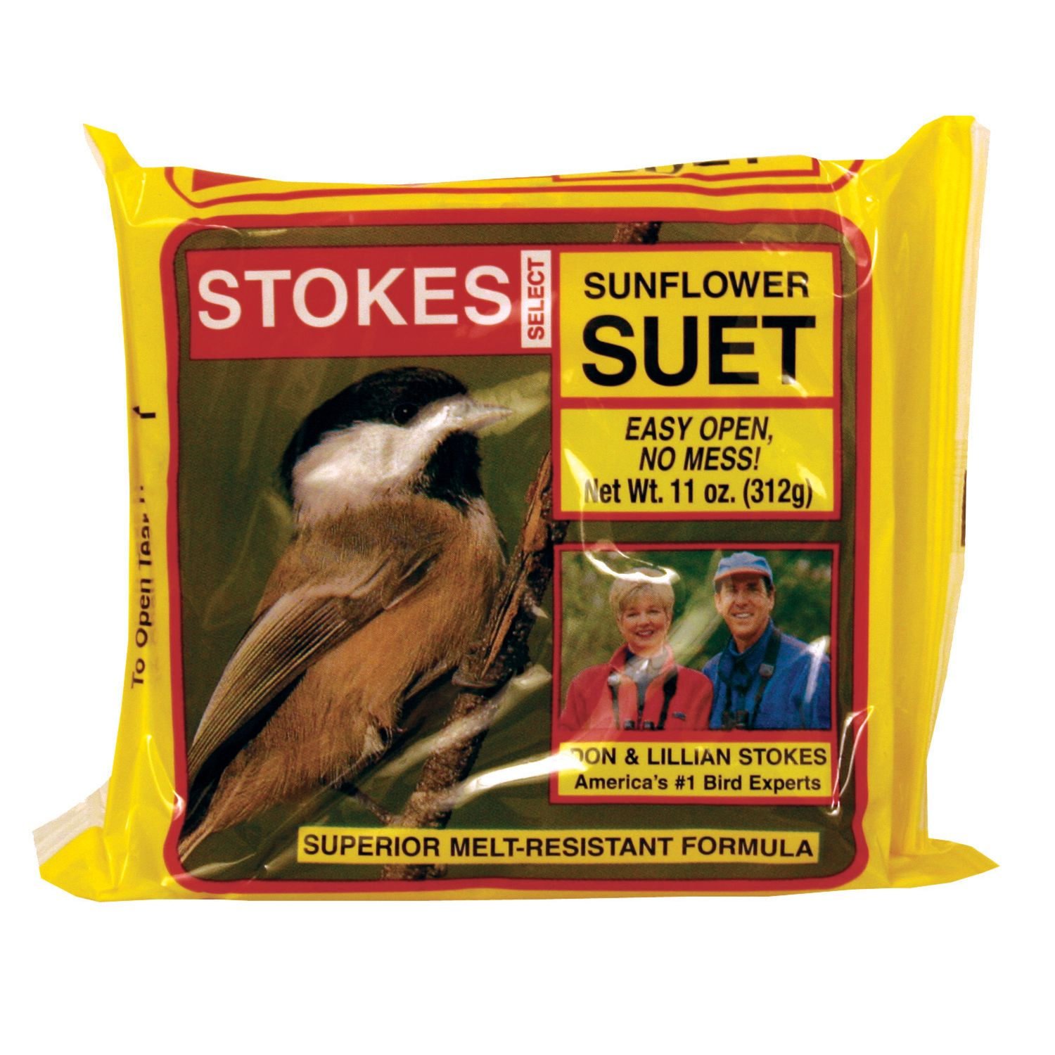 Stokes Select® Sunflower Suet