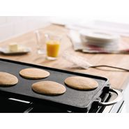 Sandra by Sandra Lee Cast Iron Double Griddle at Kmart.com