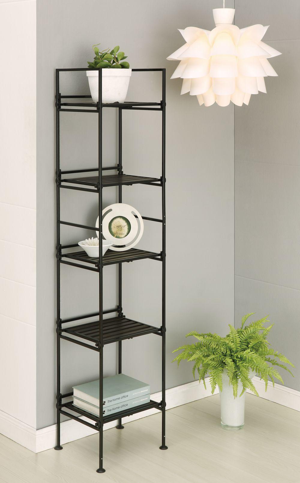Neu Home 5 Tier Square Shelf