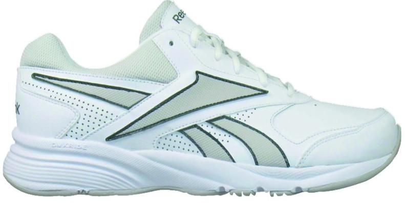 Reebok  Men's Athletic Walking Shoe Reetrace Medium and Wide Widths -