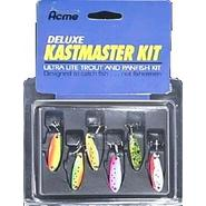 Kastmaster Deluxe Kit at Kmart.com
