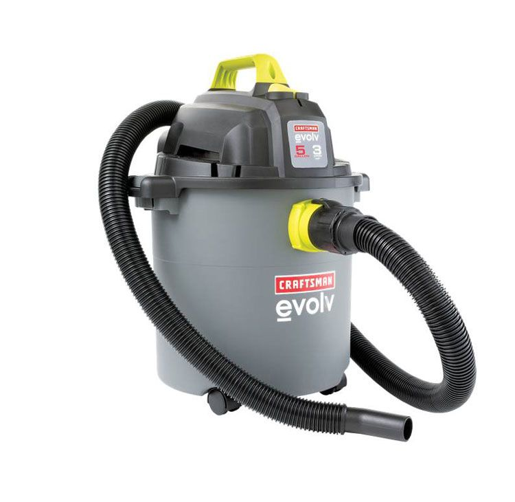 Wet-Dry Vacuums