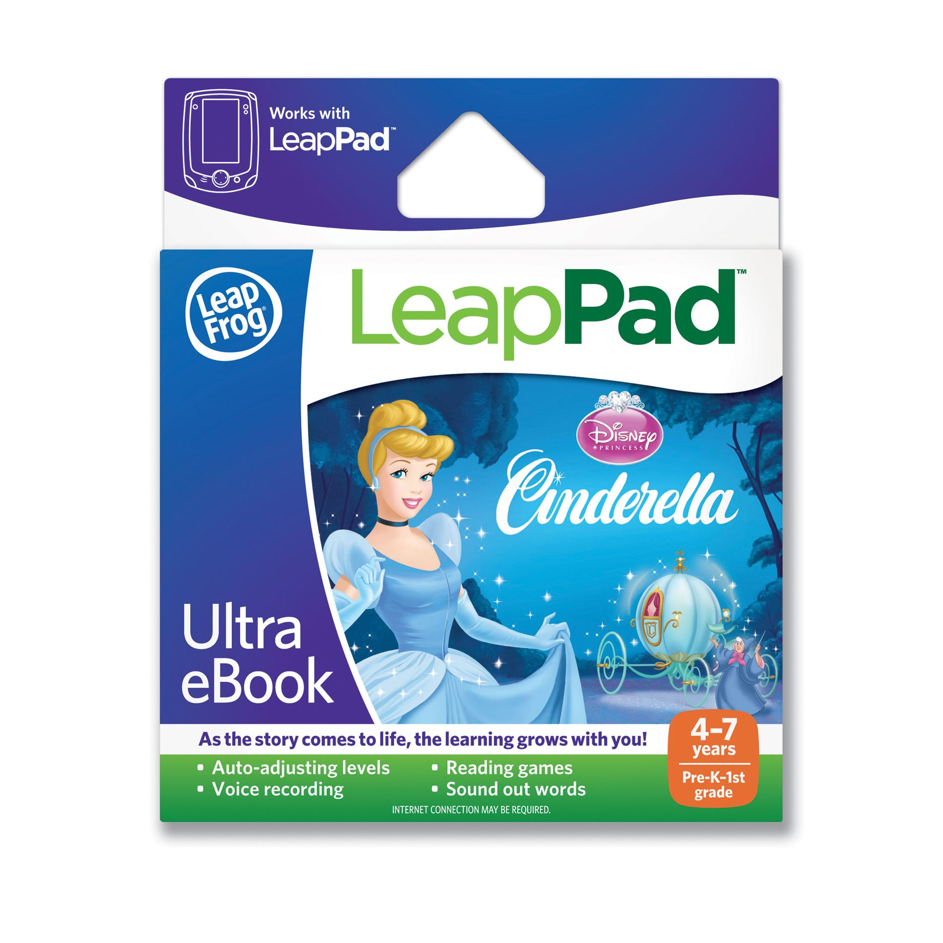 ® LeapPad™ Ultra eBook: Cinderella