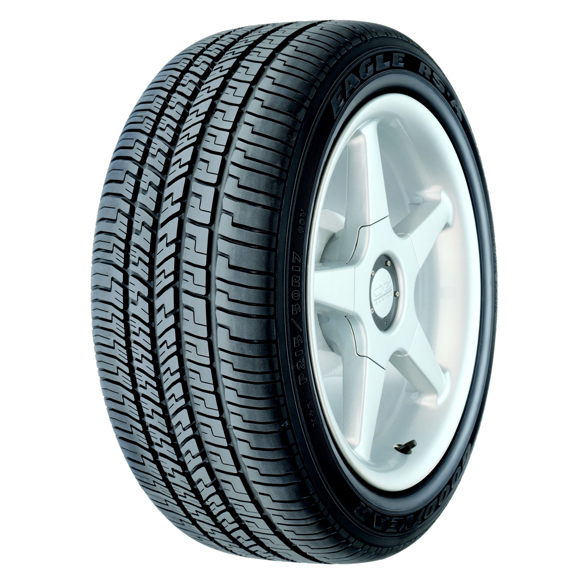 EAGLE RS-A POLICE TIRE P225/60R18 99V BW