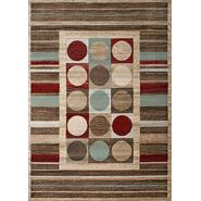 World Rug Gallery IRON BRIDGE Multi colored 8'x10' Rug at Kmart.com