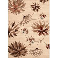 World Rug Gallery ELITE Beige/Floral 2'x8' Rug at Kmart.com