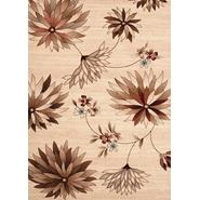 World Rug Gallery ELITE  Beige/Floral 4'x6' Rug at Kmart.com