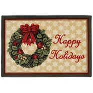 Holiday Printed Rugs Shaw Living at Sears.com