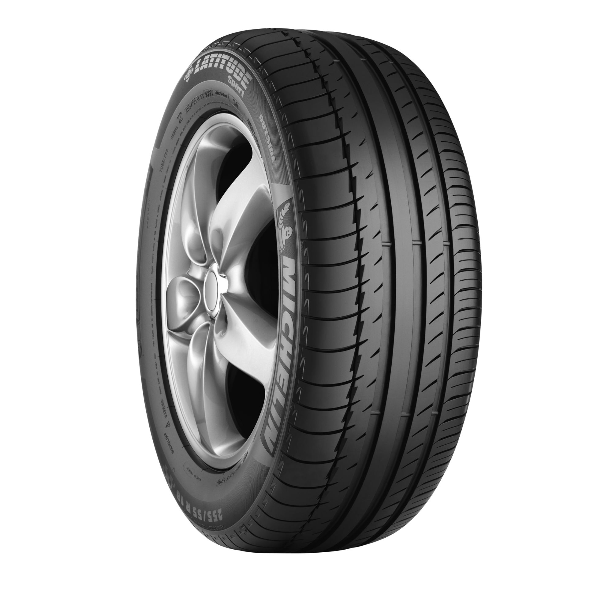 Michelin  LATITUDE SPORT TIRE 255/45R20 Z BW