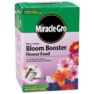 Miracle Grow Miracle-Gro® Water Soluble Bloom Booster® Flower Food at Kmart.com