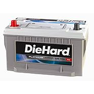 DieHard Platinum Automotive Battery - Group Size 65 (Price with Exchange) at Craftsman.com
