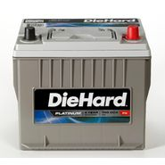 DieHard Platinum Automotive Battery Group Size 35 (Price with Exchange) at Craftsman.com