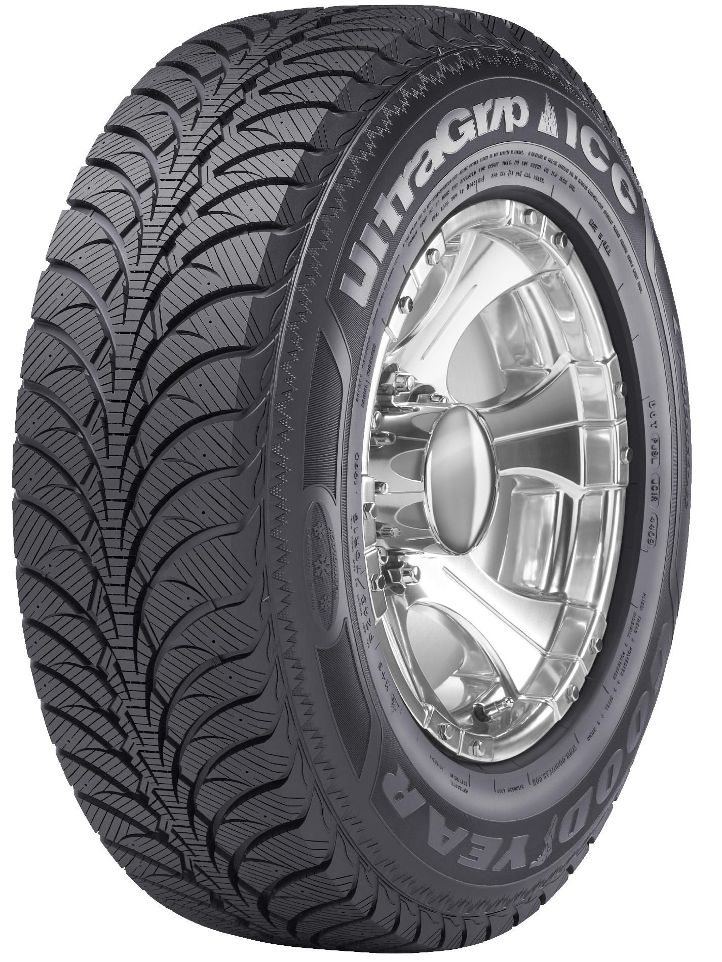 Goodyear Ultra Grip Ice WRT - 265/70R17 115S BW - Winter Tire 265-70-17