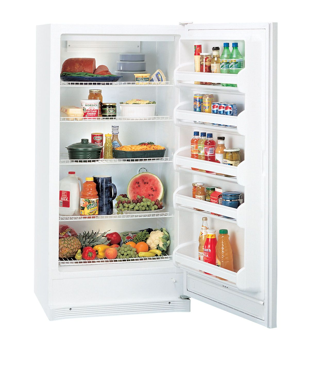 Freezerless Refrigerators