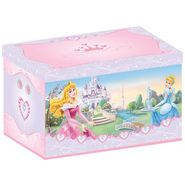 Disney Princess Fabric Toy Box - Princess at Kmart.com
