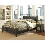 Home Styles Arts & Crafts Bed & Night Stand at Kmart.com