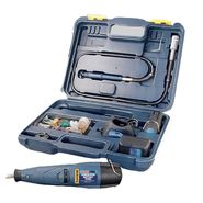 Gyros 40-10371 PowerPro Cordless Rotary Tool Kit - 50 Accessories Included at Sears.com