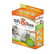 All Star Sift & Toss Mesh Litter Liners Size Large at Sears.com