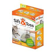 All Star Sift & Toss Mesh Litter Liners Size XL at Sears.com
