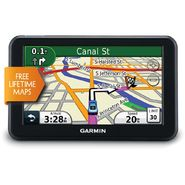 Garmin NUVI50LMREFURB Refurbished Nuvi 50 LM 5 In. GPS Navigator with United States Map Coverage and Lifetime Map Updates at Kmart.com