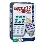 Cardinal Ind Toys Double 12 Color Dominoes at Kmart.com