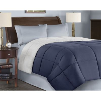 Essential Home Reversible Down Alternative Comforter