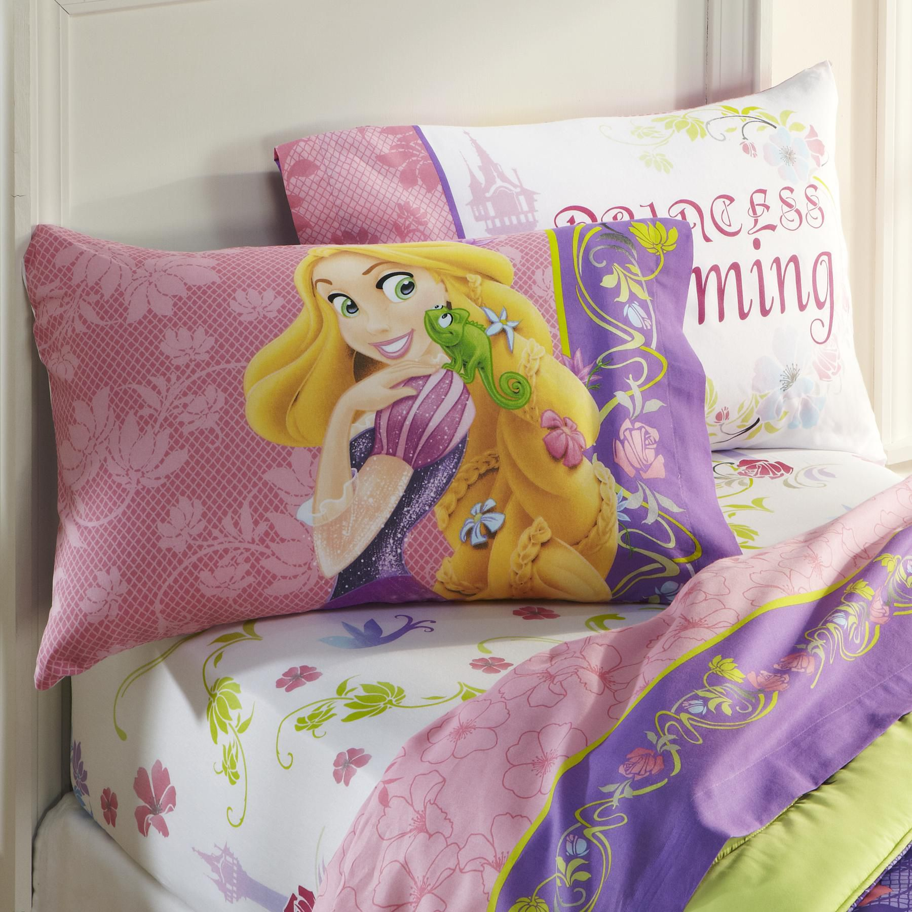 Disney Tangled Reversible Pillowcase