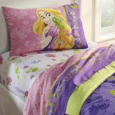 Disney Girl's Tangled Twin Sheet Set at mygofer.com