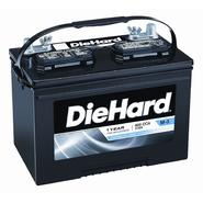 DieHard Marine Deep Cycle/RV Battery- Group Size 27M (Price With Exchange) at Sears.com