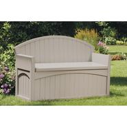 Suncast Patio Bench w/ Storage at Kmart.com