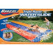 Banzai Triple Racer WATER SLIDE™ at Sears.com