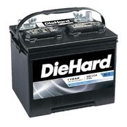 DieHard Marine Deep Cycle/RV Battery- Group Size 24M (Price With Exchange) at Sears.com