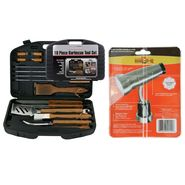 Mr. Bar-B-Q 18-piece Stainless Steel Tool Set with Magnetic Light at Sears.com