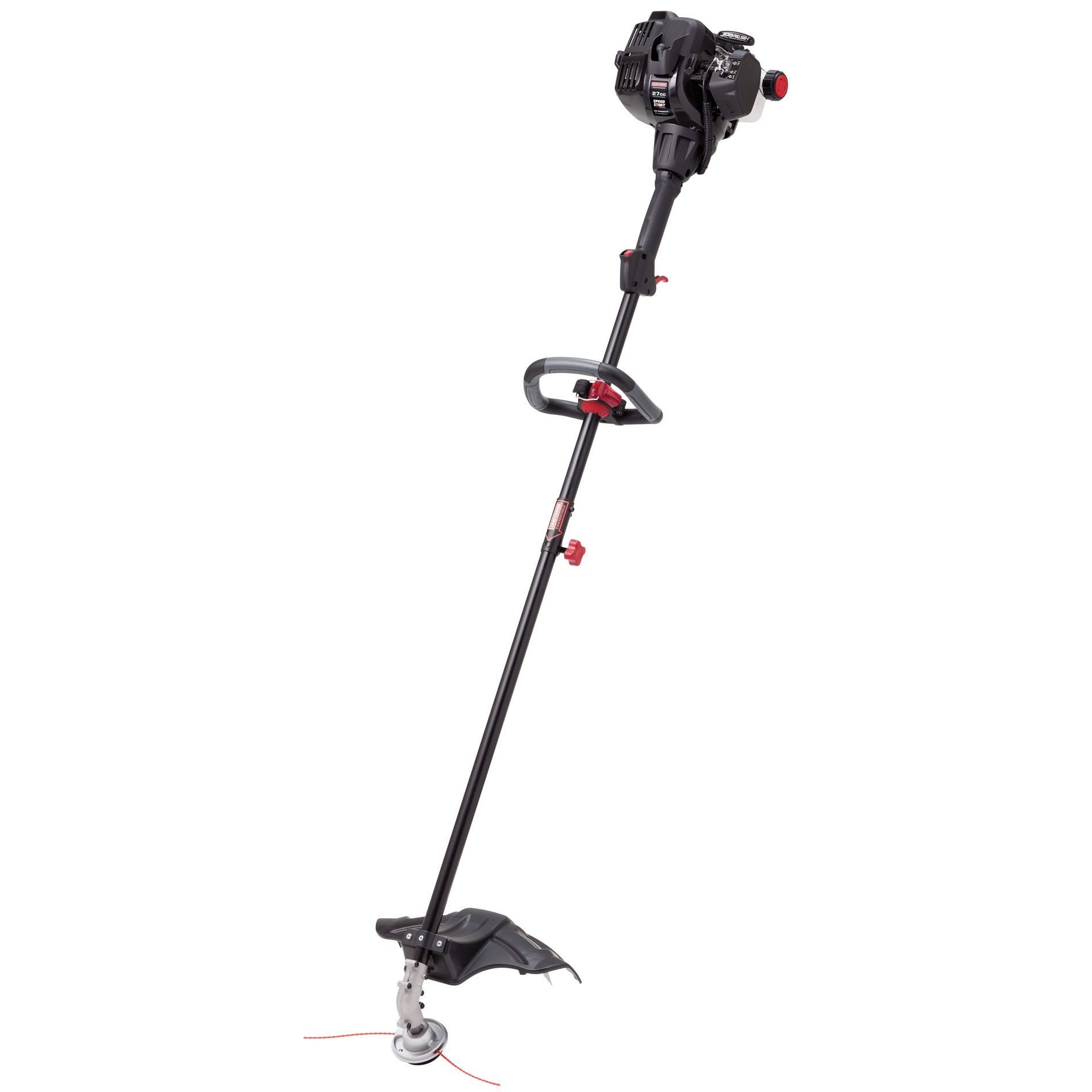 27cc* 2-Cycle Straight Shaft WeedWacker™Gas Trimmer.