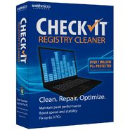 SMITH MICRO SOFTWARE INC CheckIt Registry Cleaner at Kmart.com