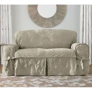 Sure Fit MATELASSE DAMASK 1PIECE LOVESEAT SLIPCOVER at Sears.com
